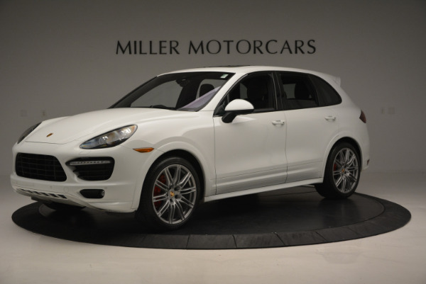 Used 2014 Porsche Cayenne GTS for sale Sold at Bentley Greenwich in Greenwich CT 06830 2
