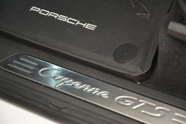 Used 2014 Porsche Cayenne GTS for sale Sold at Bentley Greenwich in Greenwich CT 06830 21