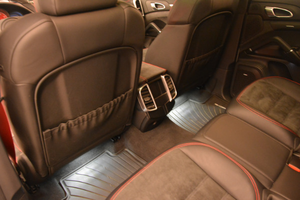 Used 2014 Porsche Cayenne GTS for sale Sold at Bentley Greenwich in Greenwich CT 06830 22