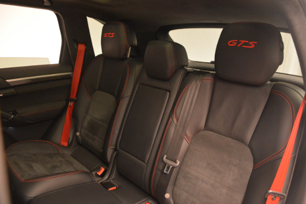 Used 2014 Porsche Cayenne GTS for sale Sold at Bentley Greenwich in Greenwich CT 06830 24