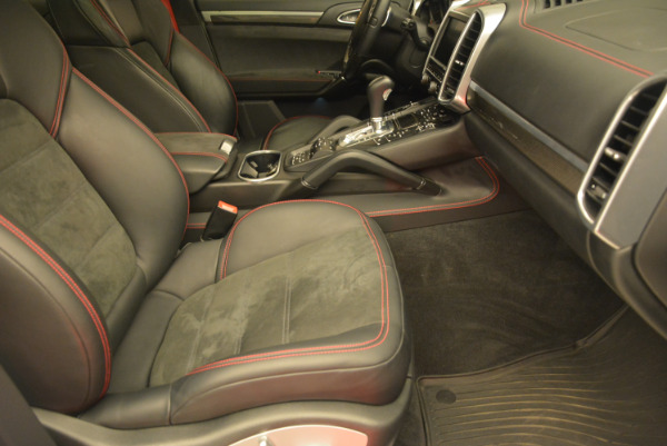 Used 2014 Porsche Cayenne GTS for sale Sold at Bentley Greenwich in Greenwich CT 06830 26