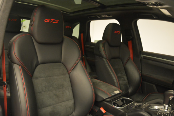 Used 2014 Porsche Cayenne GTS for sale Sold at Bentley Greenwich in Greenwich CT 06830 27