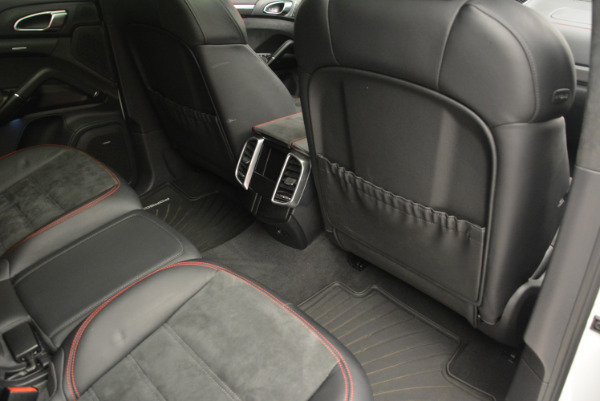 Used 2014 Porsche Cayenne GTS for sale Sold at Bentley Greenwich in Greenwich CT 06830 28