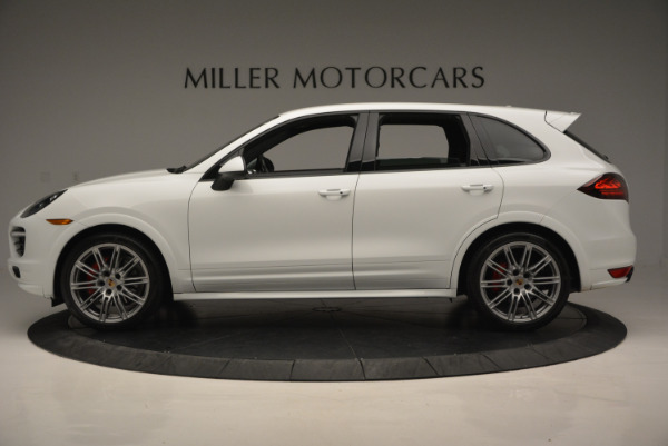Used 2014 Porsche Cayenne GTS for sale Sold at Bentley Greenwich in Greenwich CT 06830 3
