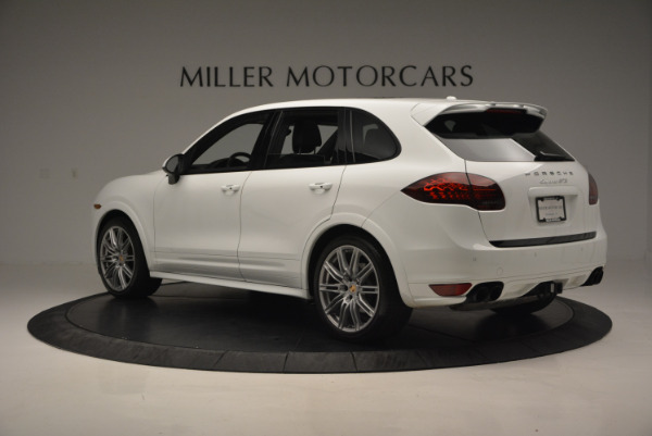 Used 2014 Porsche Cayenne GTS for sale Sold at Bentley Greenwich in Greenwich CT 06830 4