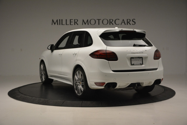 Used 2014 Porsche Cayenne GTS for sale Sold at Bentley Greenwich in Greenwich CT 06830 5