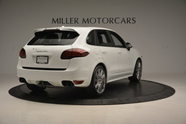 Used 2014 Porsche Cayenne GTS for sale Sold at Bentley Greenwich in Greenwich CT 06830 7