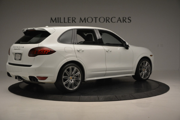 Used 2014 Porsche Cayenne GTS for sale Sold at Bentley Greenwich in Greenwich CT 06830 8