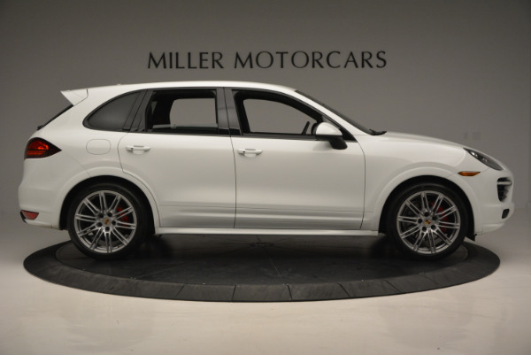 Used 2014 Porsche Cayenne GTS for sale Sold at Bentley Greenwich in Greenwich CT 06830 9