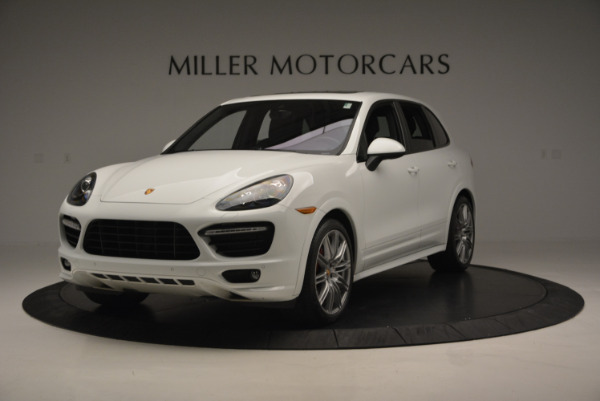 Used 2014 Porsche Cayenne GTS for sale Sold at Bentley Greenwich in Greenwich CT 06830 1