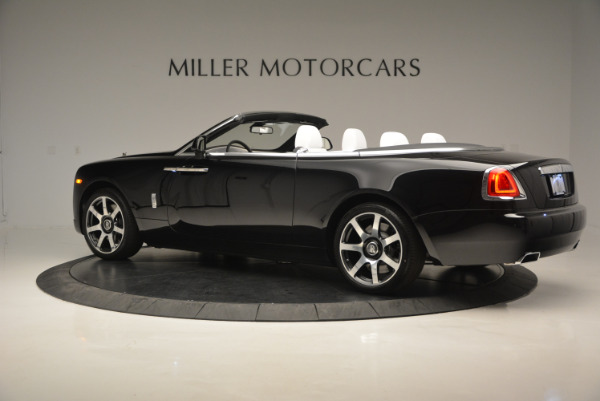 New 2017 Rolls-Royce Dawn for sale Sold at Bentley Greenwich in Greenwich CT 06830 5