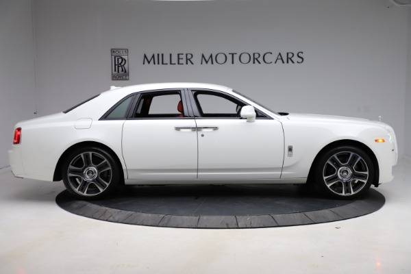 Used 2017 Rolls-Royce Ghost for sale $209,900 at Bentley Greenwich in Greenwich CT 06830 10