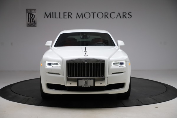 Used 2017 Rolls-Royce Ghost for sale $209,900 at Bentley Greenwich in Greenwich CT 06830 3