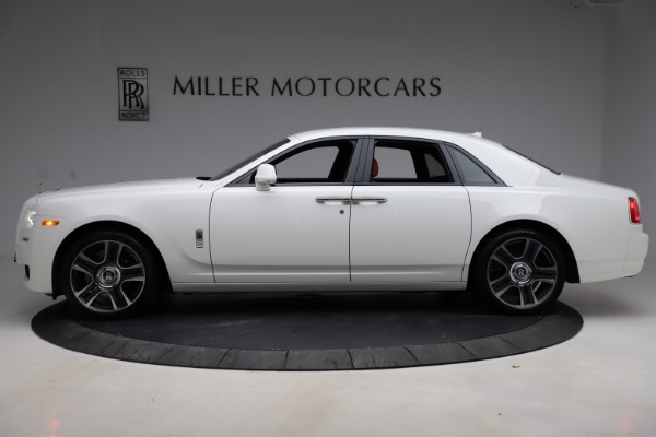 Used 2017 Rolls-Royce Ghost for sale $209,900 at Bentley Greenwich in Greenwich CT 06830 4