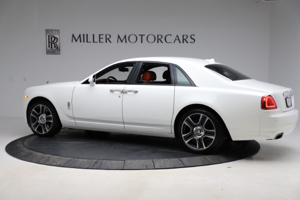 Used 2017 Rolls-Royce Ghost for sale $209,900 at Bentley Greenwich in Greenwich CT 06830 5