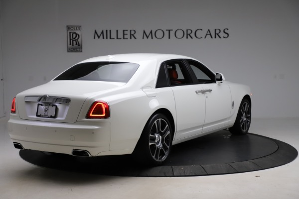 Used 2017 Rolls-Royce Ghost for sale $209,900 at Bentley Greenwich in Greenwich CT 06830 9