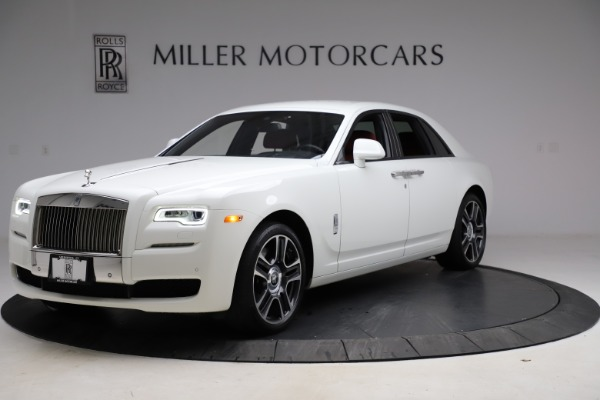 Used 2017 Rolls-Royce Ghost for sale $209,900 at Bentley Greenwich in Greenwich CT 06830 1