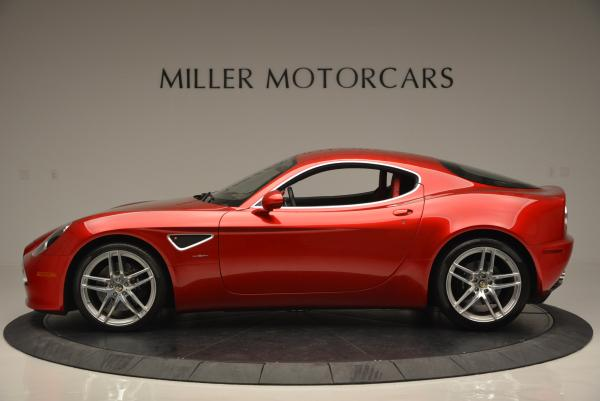 Used 2008 Alfa Romeo 8C for sale Sold at Bentley Greenwich in Greenwich CT 06830 3