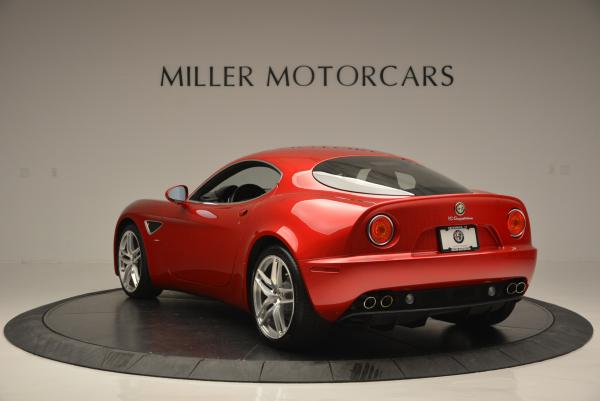 Used 2008 Alfa Romeo 8C for sale Sold at Bentley Greenwich in Greenwich CT 06830 5