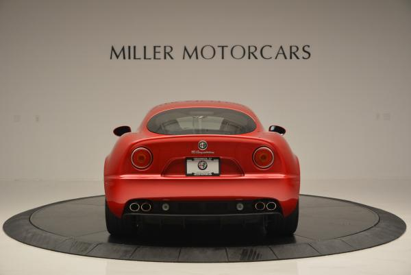 Used 2008 Alfa Romeo 8C for sale Sold at Bentley Greenwich in Greenwich CT 06830 6