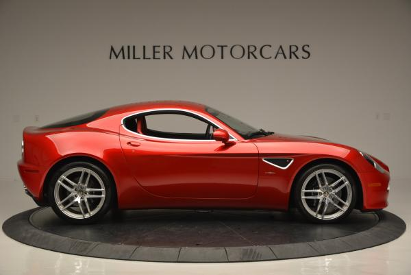 Used 2008 Alfa Romeo 8C for sale Sold at Bentley Greenwich in Greenwich CT 06830 9