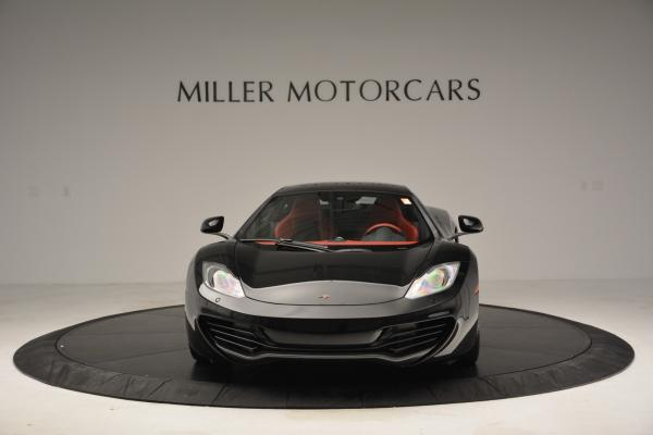 Used 2012 McLaren MP4-12C Coupe for sale Sold at Bentley Greenwich in Greenwich CT 06830 12