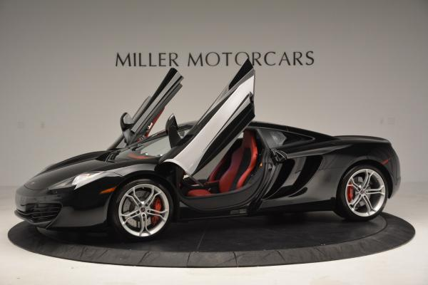 Used 2012 McLaren MP4-12C Coupe for sale Sold at Bentley Greenwich in Greenwich CT 06830 14