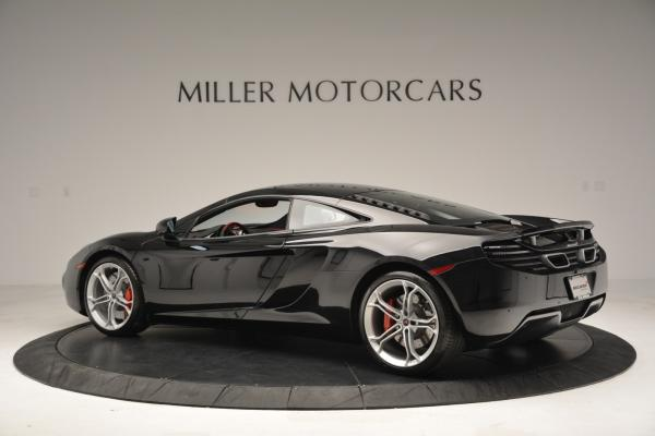 Used 2012 McLaren MP4-12C Coupe for sale Sold at Bentley Greenwich in Greenwich CT 06830 4