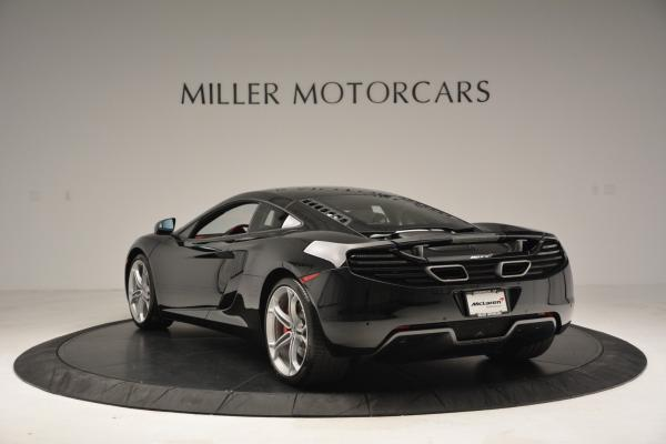 Used 2012 McLaren MP4-12C Coupe for sale Sold at Bentley Greenwich in Greenwich CT 06830 5