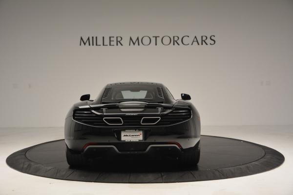Used 2012 McLaren MP4-12C Coupe for sale Sold at Bentley Greenwich in Greenwich CT 06830 6