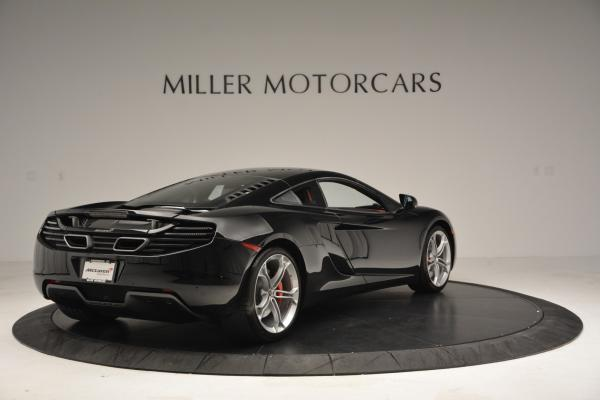 Used 2012 McLaren MP4-12C Coupe for sale Sold at Bentley Greenwich in Greenwich CT 06830 7