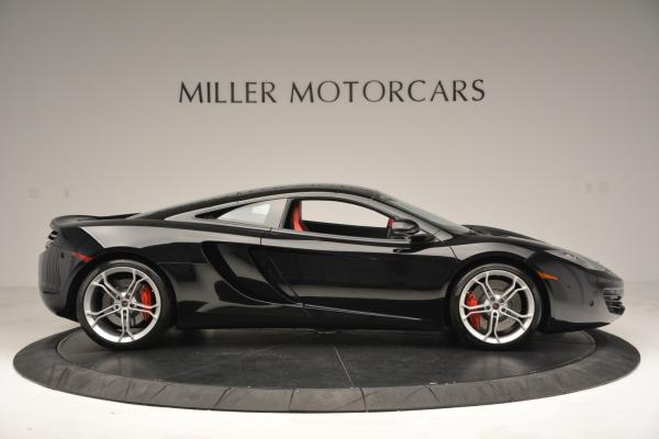 Used 2012 McLaren MP4-12C Coupe for sale Sold at Bentley Greenwich in Greenwich CT 06830 9