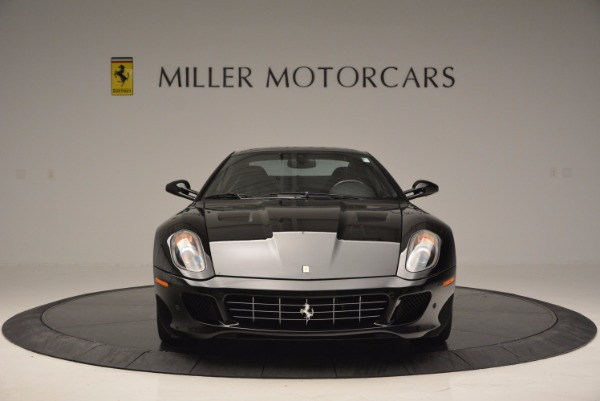 Used 2008 Ferrari 599 GTB Fiorano for sale Sold at Bentley Greenwich in Greenwich CT 06830 12