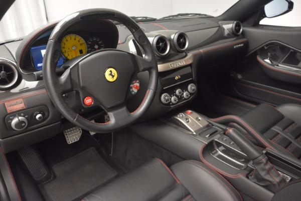 Used 2008 Ferrari 599 GTB Fiorano for sale Sold at Bentley Greenwich in Greenwich CT 06830 13