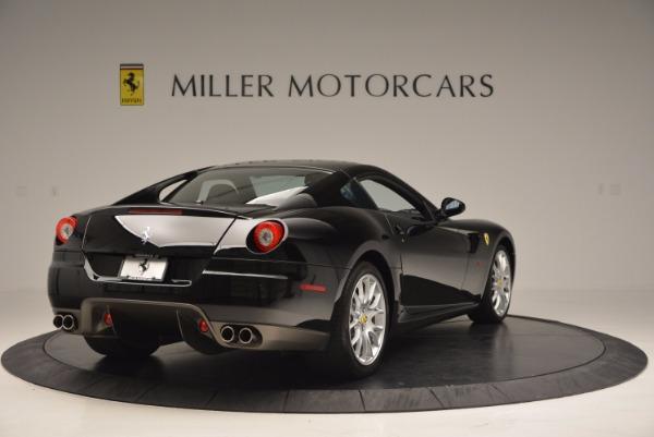 Used 2008 Ferrari 599 GTB Fiorano for sale Sold at Bentley Greenwich in Greenwich CT 06830 7