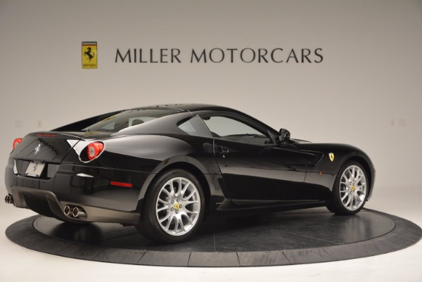 Used 2008 Ferrari 599 GTB Fiorano for sale Sold at Bentley Greenwich in Greenwich CT 06830 8