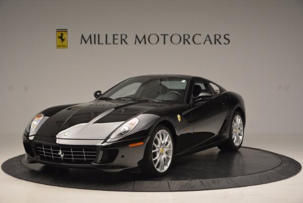 Used 2008 Ferrari 599 GTB Fiorano for sale Sold at Bentley Greenwich in Greenwich CT 06830 1
