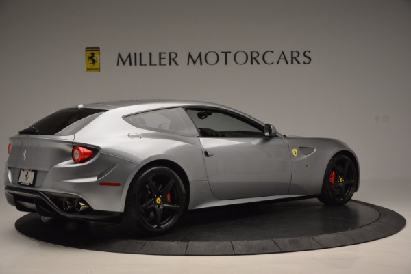 Used 2015 Ferrari FF for sale Sold at Bentley Greenwich in Greenwich CT 06830 8