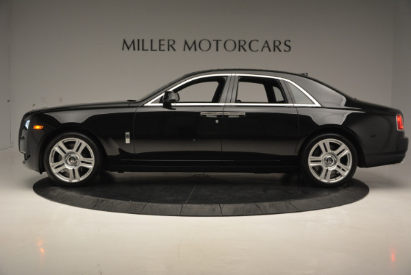 Used 2016 Rolls-Royce Ghost Series II for sale Sold at Bentley Greenwich in Greenwich CT 06830 3