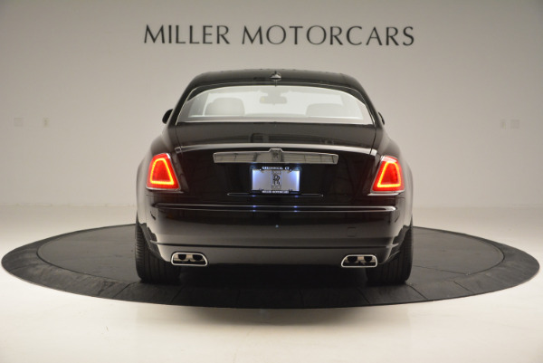 Used 2016 Rolls-Royce Ghost Series II for sale Sold at Bentley Greenwich in Greenwich CT 06830 6