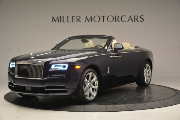 New 2016 Rolls-Royce Dawn for sale Sold at Bentley Greenwich in Greenwich CT 06830 3