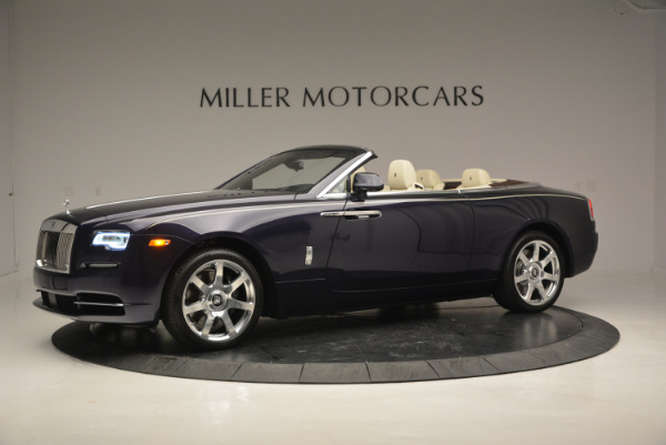 New 2016 Rolls-Royce Dawn for sale Sold at Bentley Greenwich in Greenwich CT 06830 4