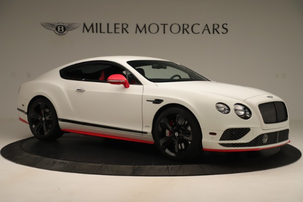 Used 2017 Bentley Continental GT Speed for sale Sold at Bentley Greenwich in Greenwich CT 06830 10