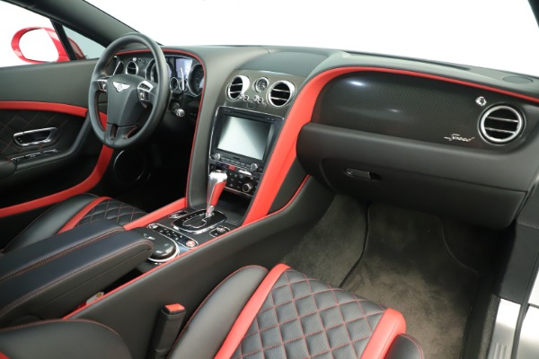 Used 2017 Bentley Continental GT Speed for sale Sold at Bentley Greenwich in Greenwich CT 06830 18