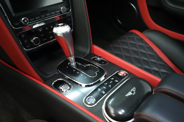 Used 2017 Bentley Continental GT Speed for sale Sold at Bentley Greenwich in Greenwich CT 06830 25