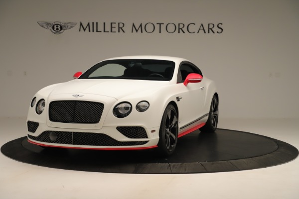 Used 2017 Bentley Continental GT Speed for sale Sold at Bentley Greenwich in Greenwich CT 06830 1