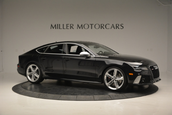 Used 2014 Audi RS 7 4.0T quattro Prestige for sale Sold at Bentley Greenwich in Greenwich CT 06830 10