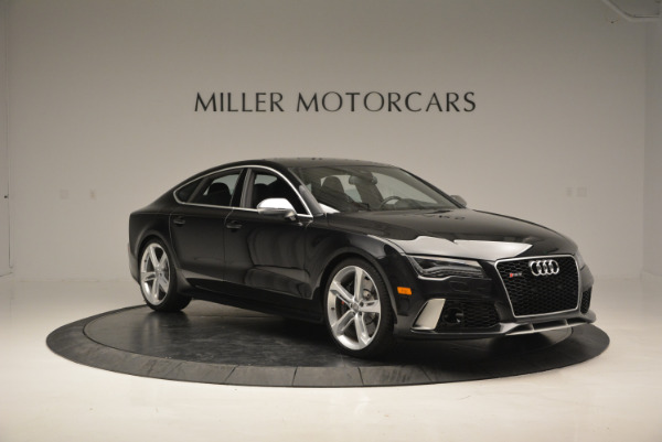 Used 2014 Audi RS 7 4.0T quattro Prestige for sale Sold at Bentley Greenwich in Greenwich CT 06830 11