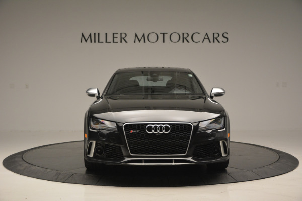 Used 2014 Audi RS 7 4.0T quattro Prestige for sale Sold at Bentley Greenwich in Greenwich CT 06830 12