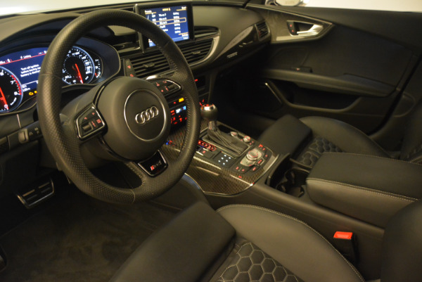 Used 2014 Audi RS 7 4.0T quattro Prestige for sale Sold at Bentley Greenwich in Greenwich CT 06830 14
